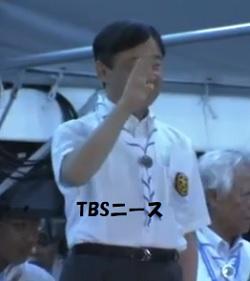 皇太子さま、石川県でボーイスカウトの祭典に出席