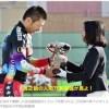 三笠宮彬子さまお迎えして競輪優秀選手表彰式
