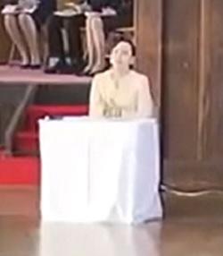 瑤子さま「天皇陛下御即位30年記念武道大会」を観戦その2