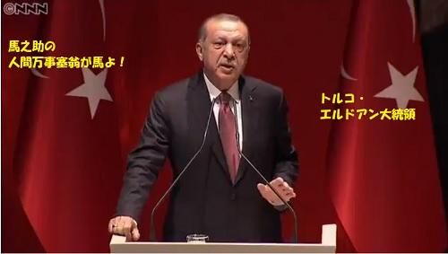 トルコ・エルドアン大統領とも会見予定新天皇