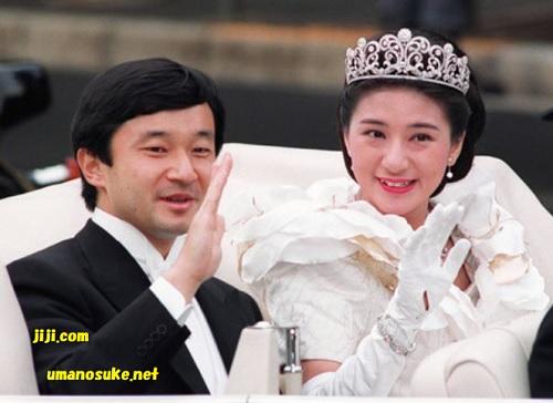 雅子さま結婚パレード