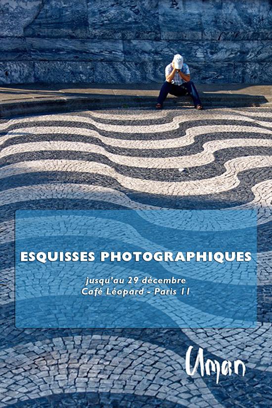 ESQUISSES PHOTOGRAPHIQUES exposition paris 11