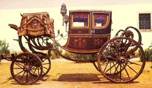 Carruagem-de-Gala-do-Conde-das-Galveias-1820