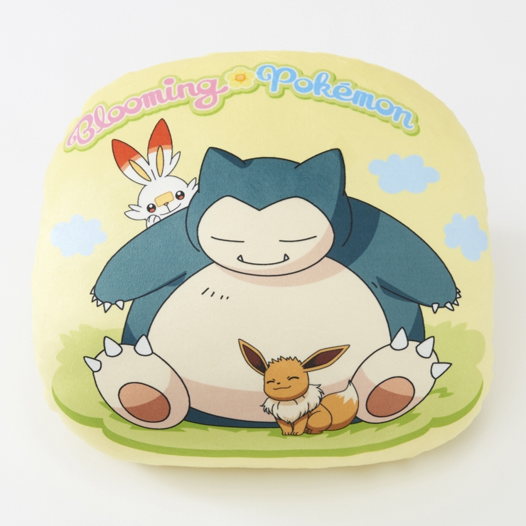Pokemon Cushion系列產品接受預訂