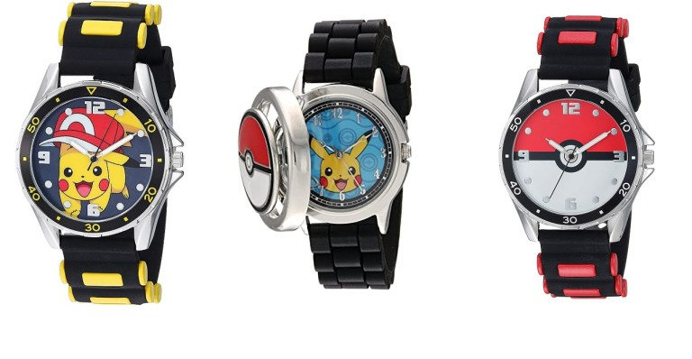 Pokemon 童裝手錶 接受訂購中