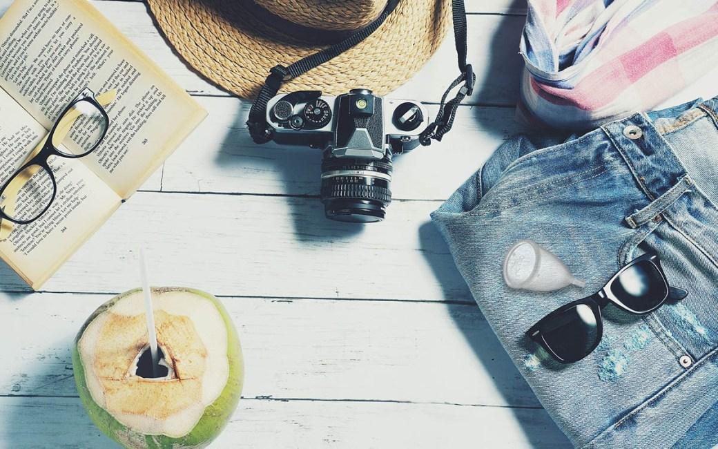 Coletor menstrual em viagens - Porque usar e dicas