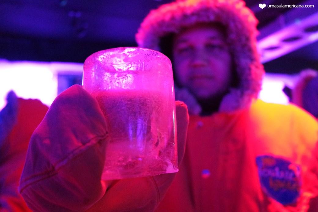Ice bar - O que fazer em Foz do Iguaçu
