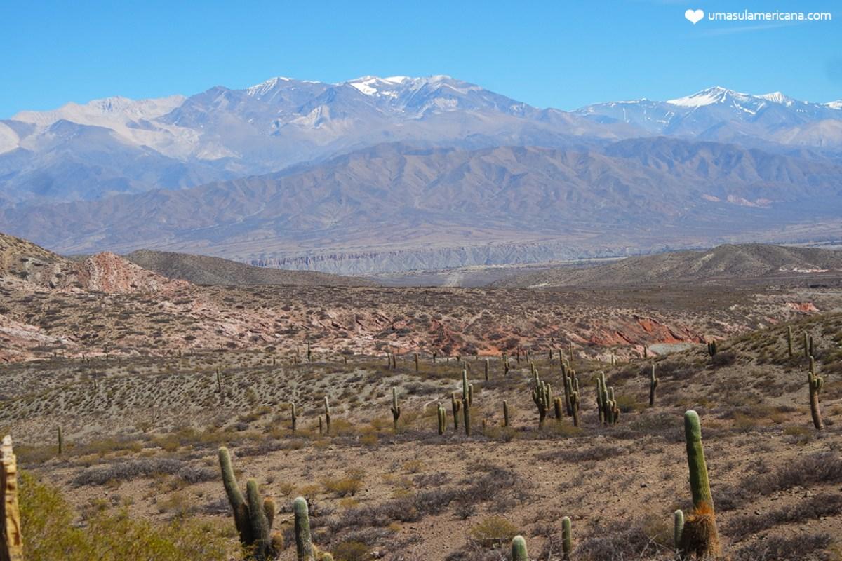 O que fazer em Salta - Noroeste da Argentina