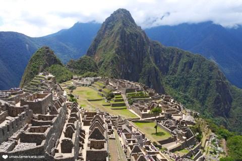 Machu Picchu - exploração financeira