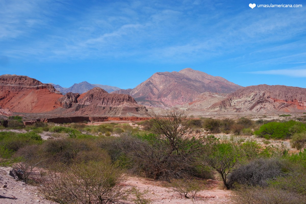 Cafayate, noroeste argentino