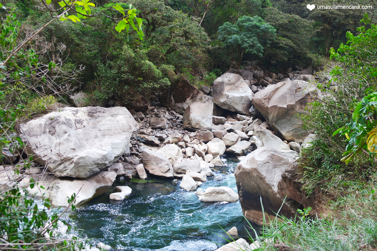 Como chegar em Machu Picchu pela hidroelétrica