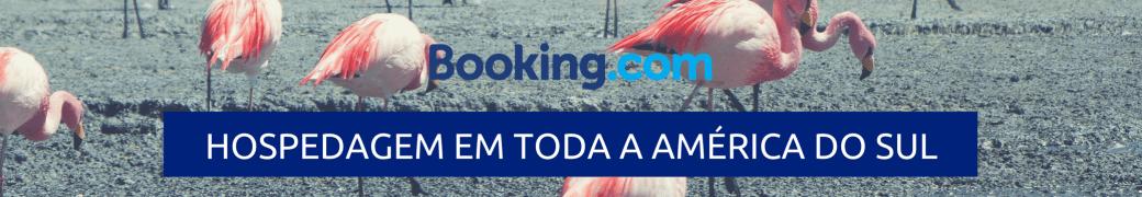 Booking - Ofertas de hospedagem na América do Sul