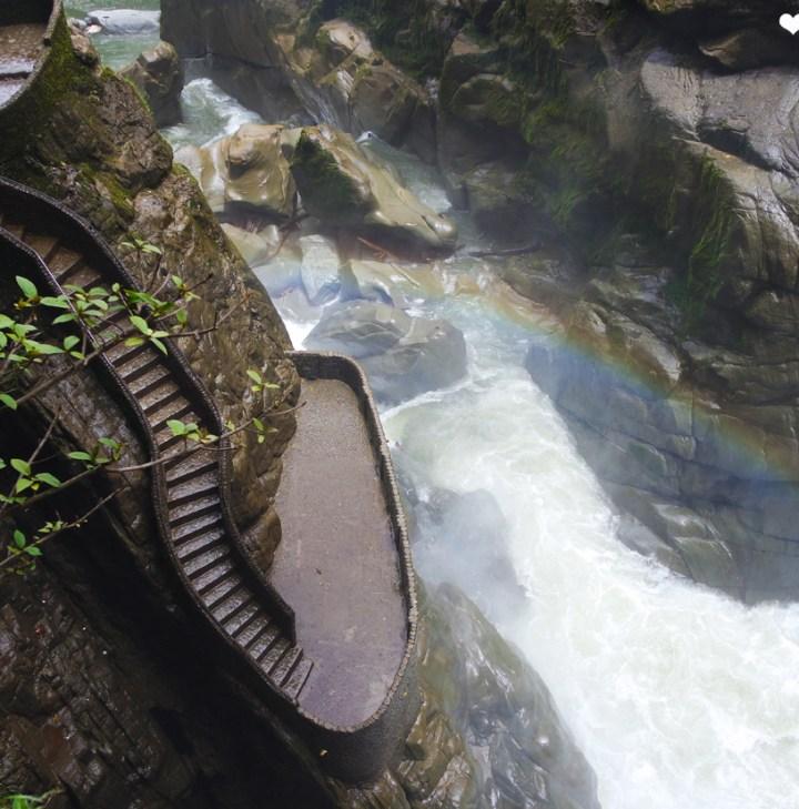 Pailon del Diablo - O que fazer em Baños e informações turísticas