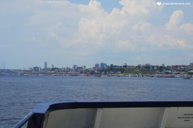 Mochilão América do Sul em cinco sentidos - Olfato em Manaus