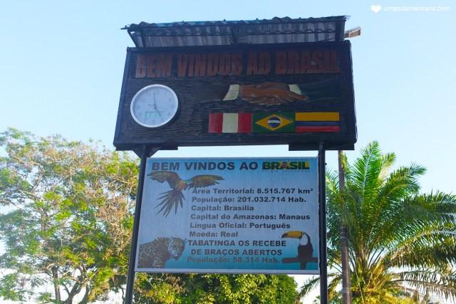 Travessia Tabatinga a Manaus