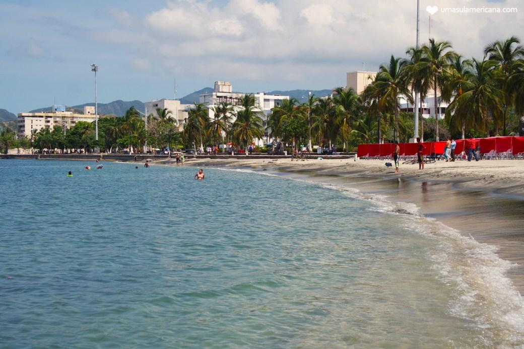 Caribe colombiano acessível - Santa Marta, Taganga e Tayrona