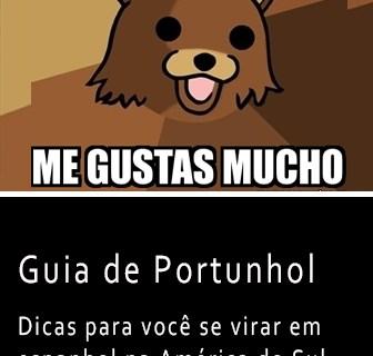 Dicas de portunhol - aprender espanhol