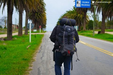 Mochila de viagem - Como fazer um mochilão
