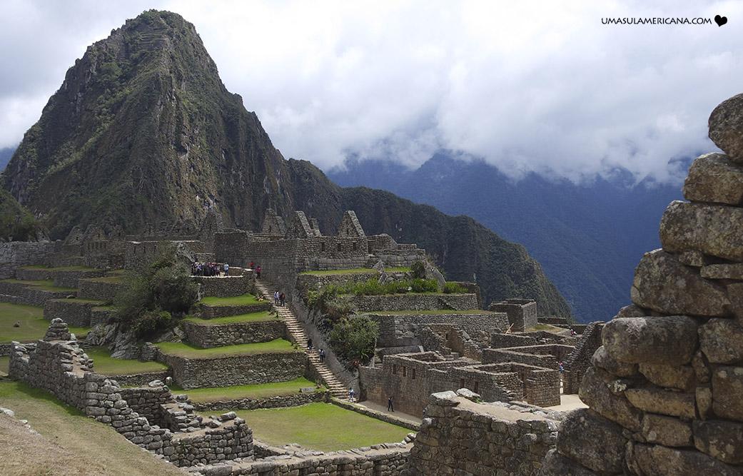A engenharia e arquitetura de Machu Picchu - Peru 4