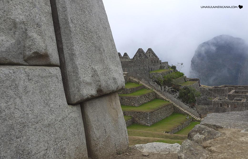 A engenharia e arquitetura de Machu Picchu - Peru 8