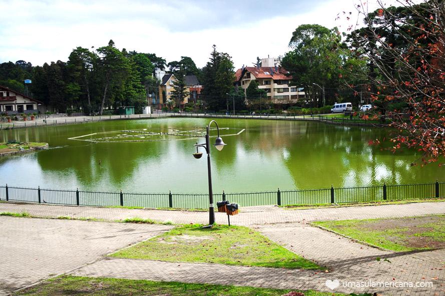 Lago Joaquina Rita Bier - O que fazer em Gramado