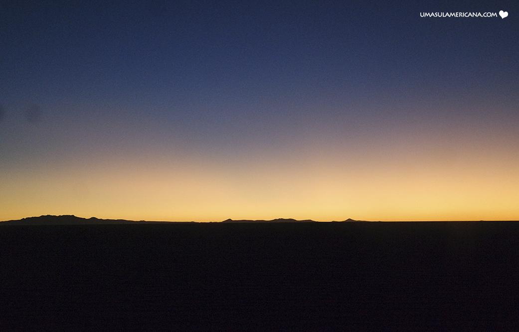 Como fotografar o nascer e o pôr do Sol nas viagens - Nascer do sol na Ilha Incahuasi