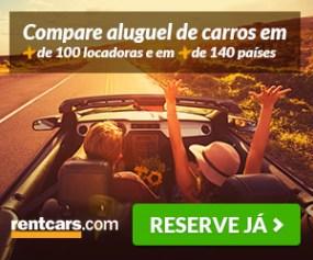 Aluguel de carros em + de 140 países