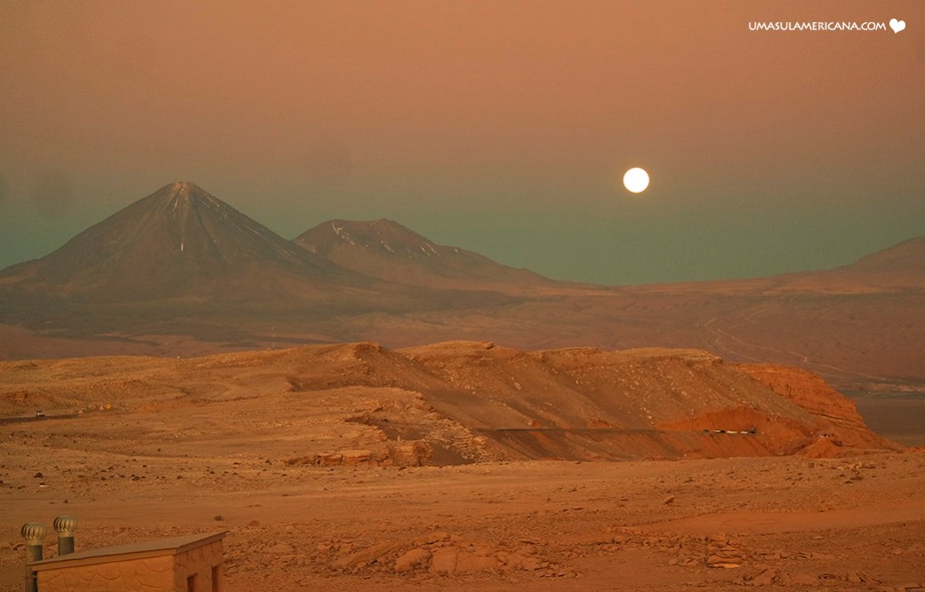 Valle de la Luna no Atacama - Motivos para viajar pela América do Sul