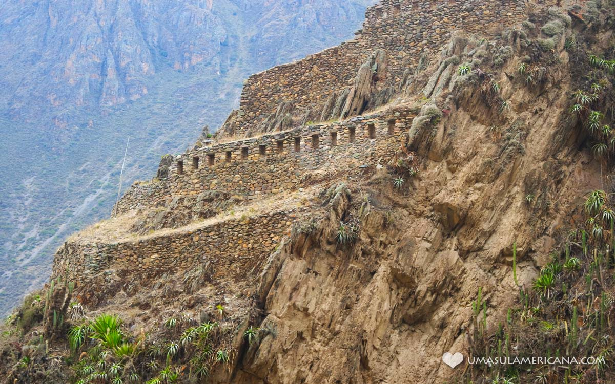 Ollantaytambo - Como chegar em Machu Picchu