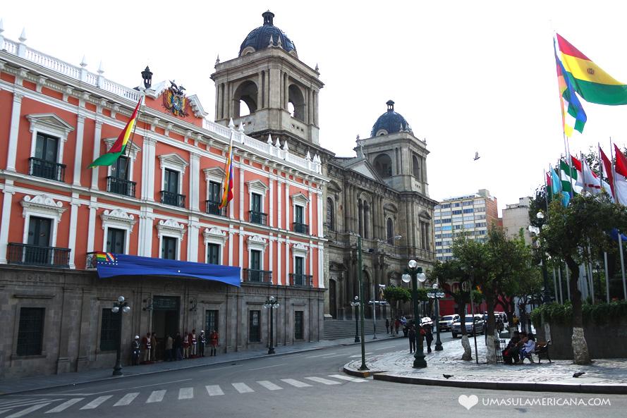 Opções do roteiro Peru, Bolívia e Chile (10, 15, 20, 25 e 30 dias) La Paz
