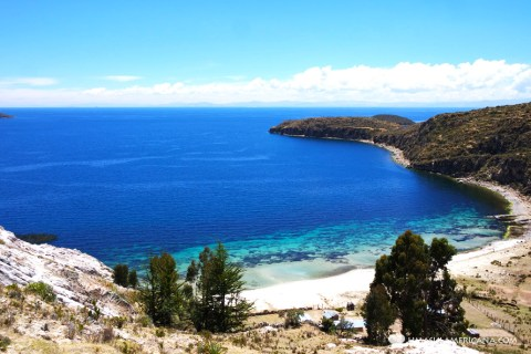 Opções do roteiro Peru, Bolívia e Chile (10, 15, 20, 25 e 30 dias) Lago Titicaca, Isla del Sol - Copacabana
