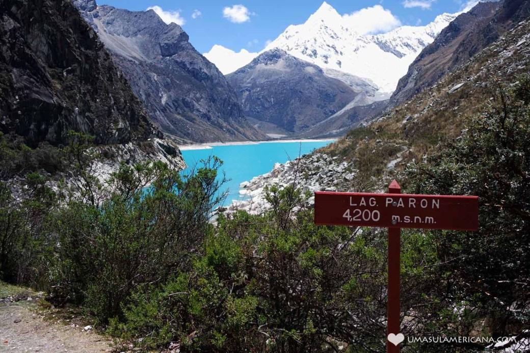 Laguna Parón - Soroche - Como evitar os sintomas causados pela altitude