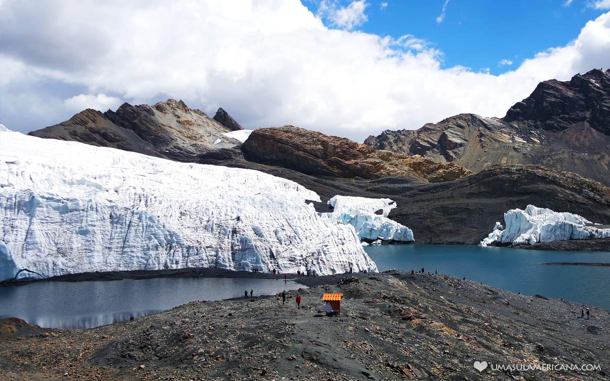 Glaciar Pastoruri | O que fazer em Huaraz - Veja os principais passeios de Huaraz, no norte do Peru