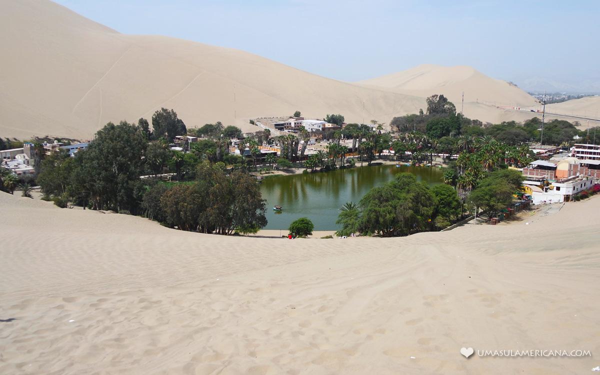 Huacachina no deserto do Peru O%C3%A1sis da Am%C3%A9rica 4