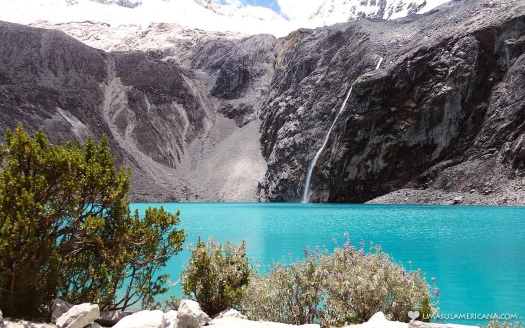 Laguna 69 Motivos para viajar pela América do Sul