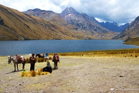 Laguna Querococha | O que fazer em Huaraz - Veja os principais passeios de Huaraz, no norte do Peru