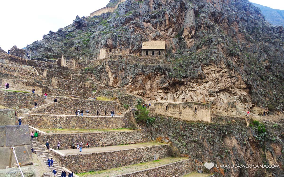 Ollantaytambo - Vale Sagrado dos Incas - Peru