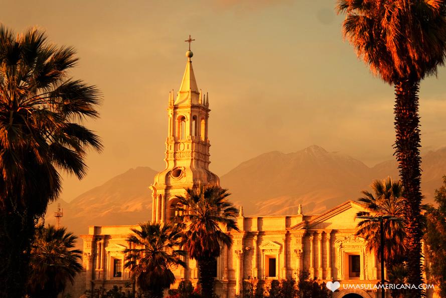 Arequipa - Roteiro no Peru - 17 dias sozinha por seis cidades peruanas