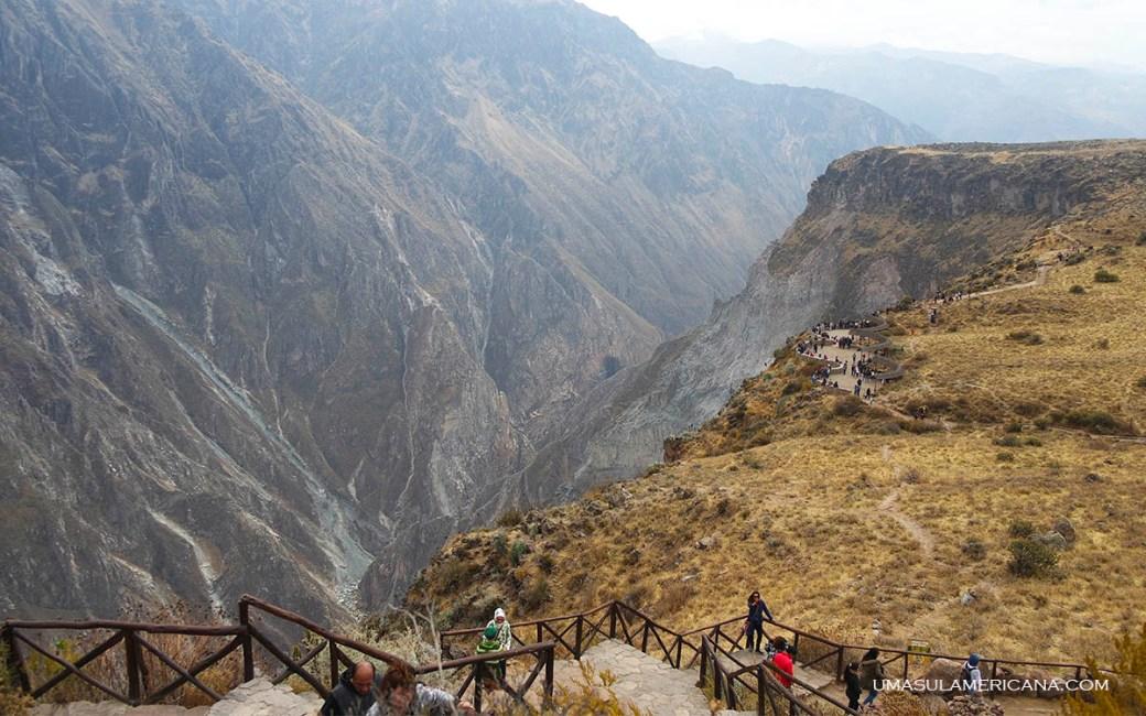 Mirador del Condor - Full day Canion del Colca - Passeio de 1 dia perto de Arequipa 2