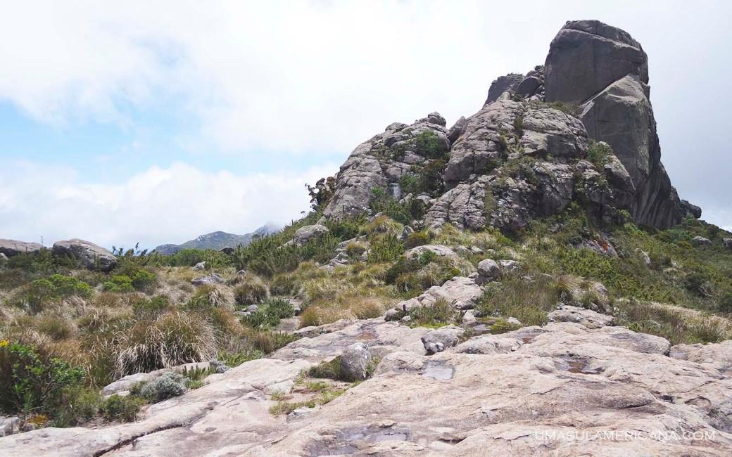 Morro do Couto - Final de semana no Parque Itatiaia - Trilhas na parte alta 2
