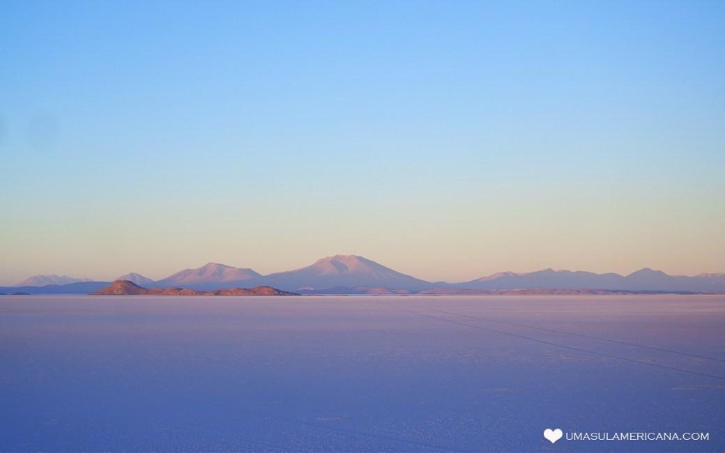 Nascer do Sol no Salar de de Uyuni - Salar de Uyuni - Tudo o que você precisa saber sobre o passeio