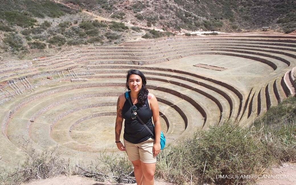 Ruínas Moray - Maras e Moray - O que levar para o Peru - Como arrumar a mcohila