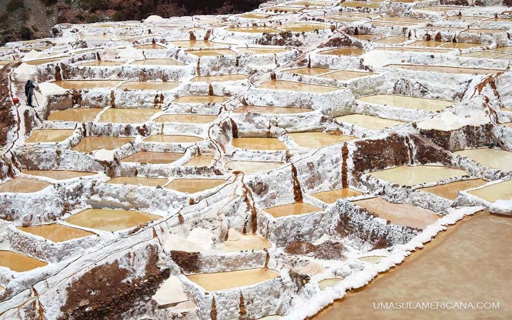 Salineras Maras - Maras e Moray - sítios arqueológicos incríveis perto de Cusco