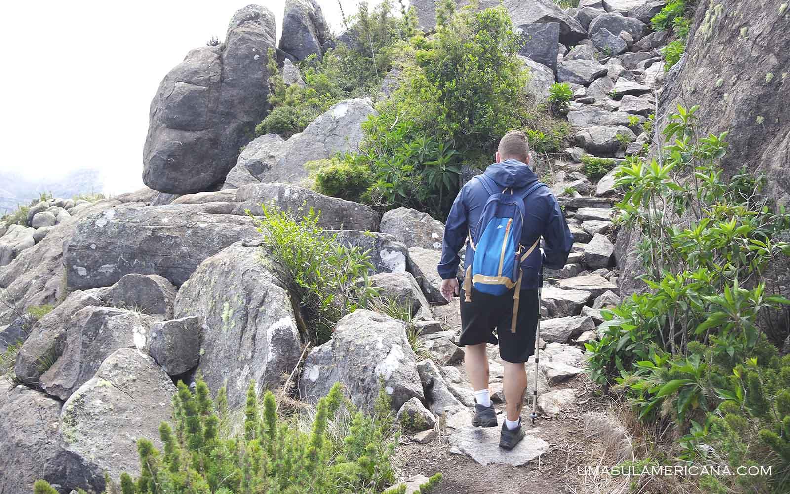 Trilha Morro do Couto - Final de semana no Parque Itatiaia - Trilhas na parte alta