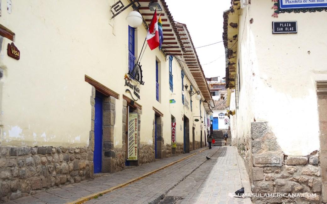 Bairro San Blas - O que fazer em Cusco