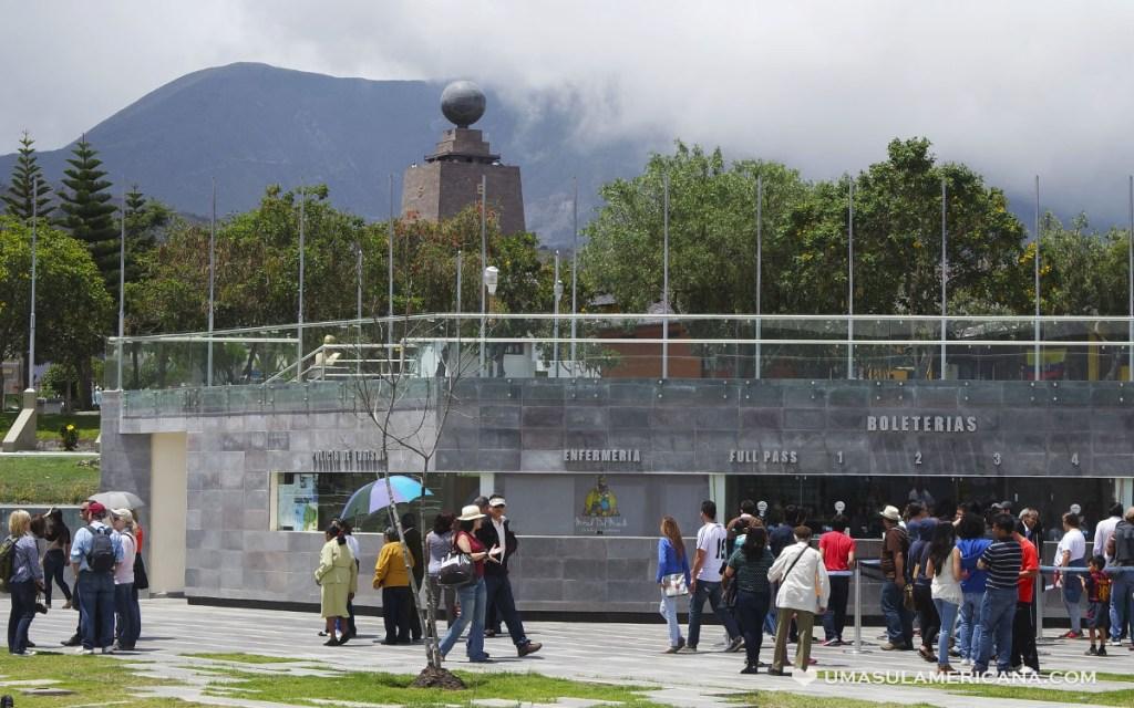 Mitad del Mundo - Quanto custa visitar o parque da metade do mundo