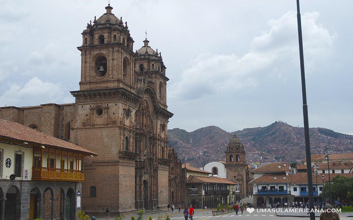 Cusco - 5 destinos na América do Sul para viajar sem falar espanhol