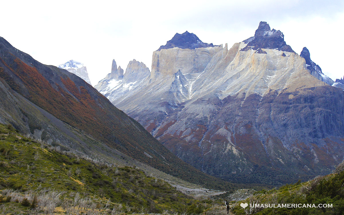 Circuito W : Circuito w torres del paine andar outdoor trekking brasil