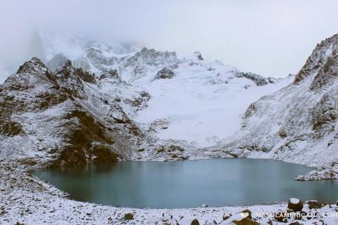 Trilha ao Fitz Roy e Laguna de Los Tres - El Chaltén