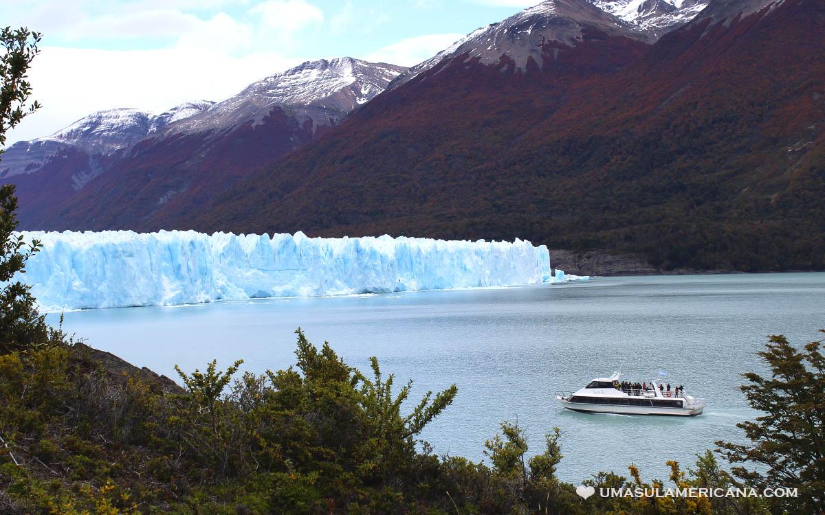 Como escolher um destino na Patagônia Austral - Perito Moreno - El Calafate